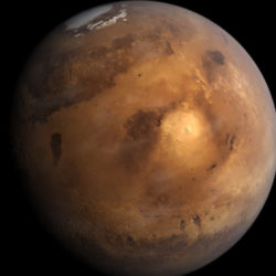 What if We Touched Mars?