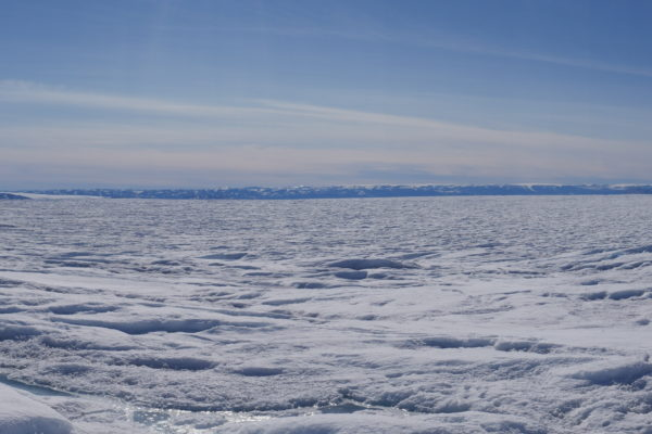 A Look Behind the Ice Sheet: The Polar Museum's Greenland Exhibit