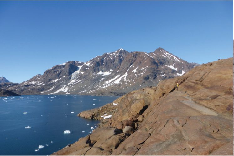 Ambling in the Arctic: a geological expedition in remote Greenland