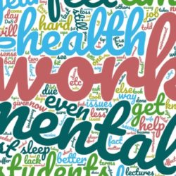 The BlueSci Mental Wellbeing Survey: Interview with Geraldine Dufour, Head of the University Counseling Service