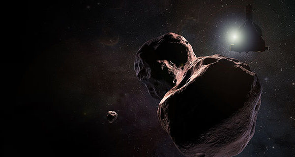 Most distant planetary flyby in history
