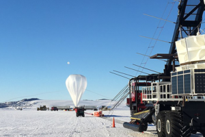 How the Antarctic is used as a Neutrino Detector