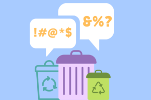 Trash talk: Tackling Waste in Science
